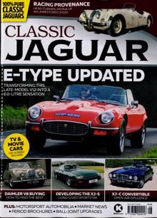 Classic Jaguar Magazine AUG-SEP Order Online