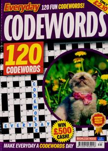 Everyday Codewords Magazine NO 71 Order Online