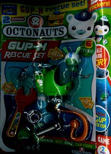 Octonauts Magazine Issue NO 107