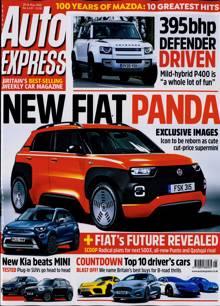 Auto Express Magazine 20/05/2020 Order Online