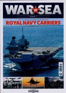 War At Sea Magazine Issue NO 2