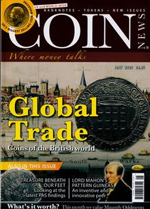 Coin News Magazine MAY 20 Order Online