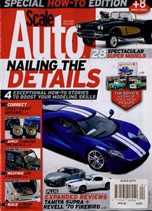 Scale Auto Enthusiast Magazine Issue APR 20