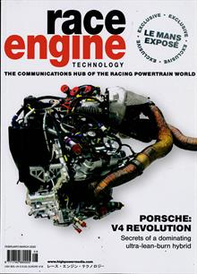 Race Engine Technology Magazine 08 Order Online