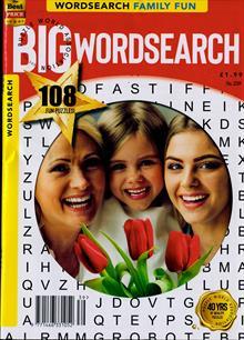 Big Wordsearch Magazine Issue NO 239