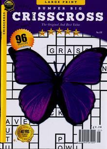 Bumper Big Criss Cross Magazine NO 131 Order Online