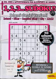 Sudoku 123 Magazine 75 Order Online