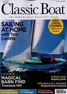 Classic Boat Magazine JUN 20 Order Online