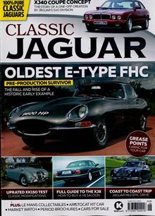 Classic Jaguar Magazine JUN-JUL Order Online