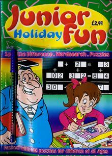 Junior Holiday Fun Magazine NO 281 Order Online