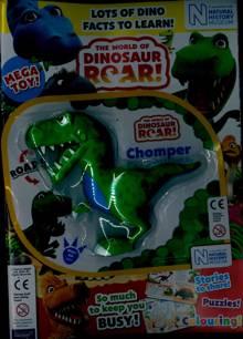 Dinosaur Roar Magazine Issue NO 8
