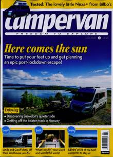 Campervan Magazine JUN 20 Order Online