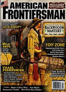 American Frontiersman Magazine SPR 20 Order Online