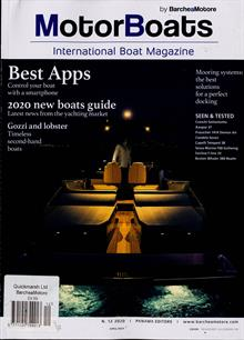 Barchea Motore Magazine NO 12 Order Online