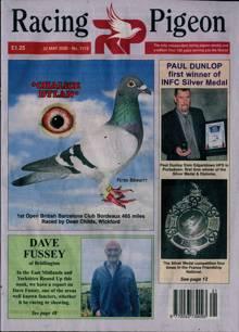 Racing Pigeon Magazine 22/05/2020 Order Online
