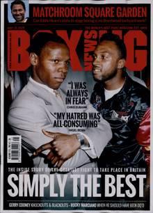 Boxing News Magazine 21/05/2020 Order Online