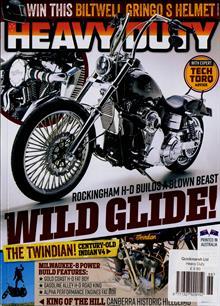 Heavy Duty Magazine NO 168 Order Online