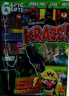Futura Specials Magazine Issue 95 KRAZE