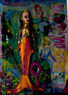 Fairy Princess Monthly Magazine Issue NO 253