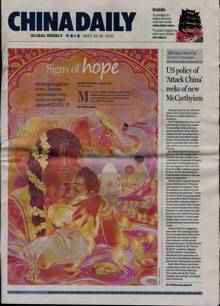 China Daily Europ Edit Magazine 22/05/2020 Order Online