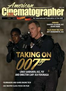 American Cinematographer Magazine APR 20 Order Online