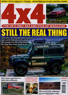 4 X 4 Magazine JUL 20 Order Online
