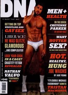 Dna Magazine NO 242 Order Online