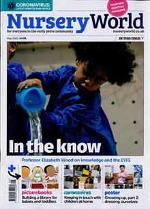 Nursery World Magazine MAY 20 Order Online