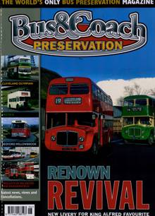 Bus And Coach Preservation Magazine JUN 20 Order Online