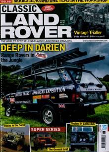 Classic Land Rover Magazine JUN 20 Order Online