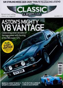 Classic & Sportscar Magazine JUN 20 Order Online