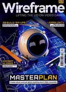 Wireframe Magazine NO 38 Order Online