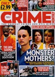 Crime Monthly Magazine NO 14 Order Online