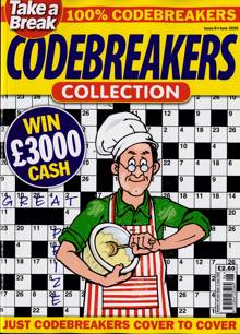 Tab Codebreakers Collection Magazine NO 6 Order Online