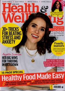 Health And Wellbeing Magazine JUN 20 Order Online