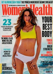 Womens Health Magazine JUN 20 Order Online