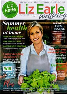 Liz Earle Wellbeing Mag Magazine Issue MAY-JUN