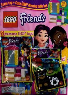 Lego Friends Magazine Issue NO 71