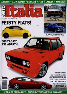 Auto Italia Magazine NO 292 Order Online