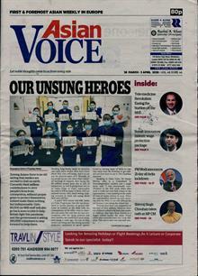 Asian Voice Magazine Issue 13