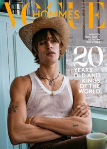 Vogue Hommes Int. Mode Magazine Issue NO 31