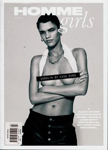Homme Girls Magazine 03 Order Online