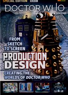 Doctor Who Special Magazine NO 55 Order Online