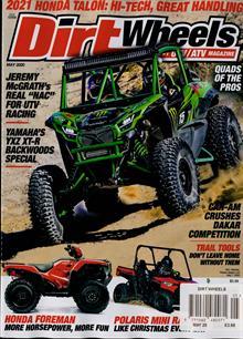 Dirt Wheels Magazine MAY 20 Order Online