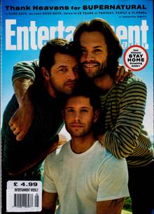 Entertainment Weekly Magazine MAY 20 Order Online