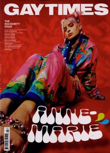 Gay Times Magazine NO 507 Order Online