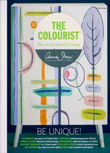 Colourist By Annie Sloan Magazine NO 4 Order Online
