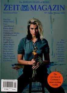 Zeit Magazine Magazine Issue NO 1