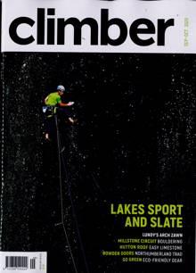 Climber Magazine SEP-OCT Order Online