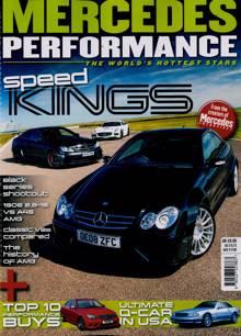 Mercedes Performance Magazine ONE SHOT Order Online
